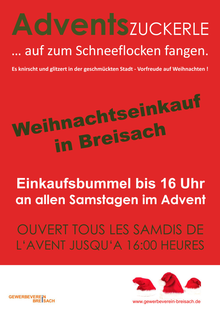 Advent 2013 in Breisach